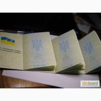 Паспорт Украины - содействие в получении