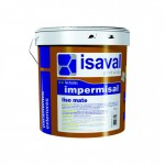 Фасадная краска ISAVAL Импермисаль Лисо (Испания) 15 л - Гарантия на покрытие - 15 лет (15
