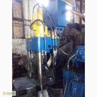 Пресс для брикетирования стальной и цветной стружки