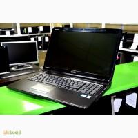 Производительный ноутбук DELL на Core i7 с 17 дюймовой матрицей