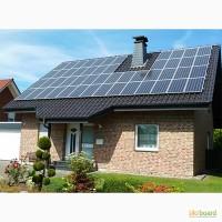 Сонячні панелі Зелений тариф під ключ