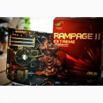 ASUS Rage 2 x58 s1366 +Xeon x5650