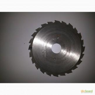 Пилы дисковые подрезные с отрицательным зубом Leitz 120*20*24z