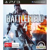 Battlefield 4 PS3 диск / РУС версия