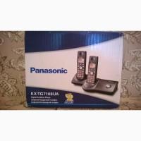 Радиотелефон Panasonic KX-TG7108UA