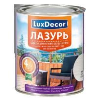 Лазурь LUXDECOR - защитно-декоративная для древесины