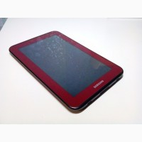 Планшет Samsung Galaxy Tab 2 RED 7.0. Оригинал в идеале! IPS! 1/8GB, 2 камеры