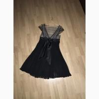 L-XL шикарное платье Италия