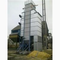 Зерносушилки от 3- до 50 т/ч (производитель )