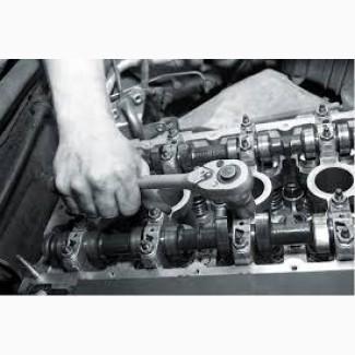 Замена ремня ГРМ, цепь, ролики, масла, фильтры, регулировка клапанов