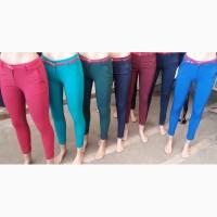 Женские модные летние брюки с ремнем, размеры 42-58 S743