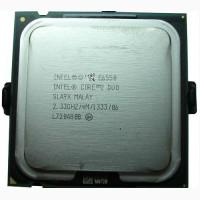 Процессор Intel Core 2 DUO E6550 2.33 Ghs, б/у