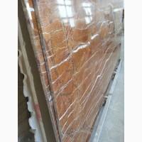 Коричневый индийский мрамор на складе в Киеве; BIDASAR BROWN
