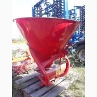 РУМ на 500 кг розкидач міндобрив фірми Jar-Met Польща