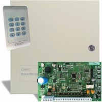 Панель приёмо-контрольная DSC - PC 1616EH Канада