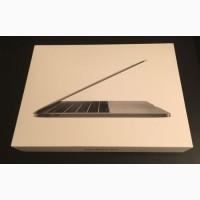 Apple 13.3 Macbook Pro с сенсорной панелью (позднее 2016, Space Грей)