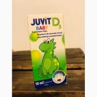Juvit D3 Baby Польща для немовлят БАД