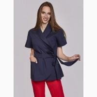 Женская медицинская куртка Жаклин
