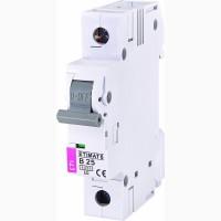 Автоматический выключатель ETIMAT 6 1p B25