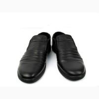 Туфли кожаные ручная работа Hand Made (ТУ – 127) 49 – 49, 5 размер