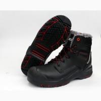 Ботинки кожаные утепленныеWinter Raily на термостойкой подошве