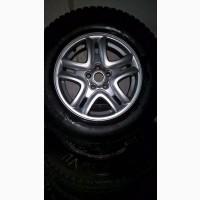 4 колеса Land Rover Freelander з шинами Bridgestone Blizzak 215/75/R16