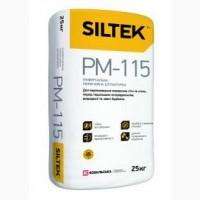 Универсальная облегченная штукатурка SILTEK PM-115 (25кг)