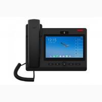 Fanvil F600S, sip видеотелефон, на базе Android 9.0, 20 SIP аккаунтов, точка доступа SIP