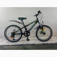 Велосипед для подростка Crosser Sky 20 дюймов ( рама 10)