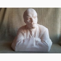 Бюст Ленин, большой, 26см(1000грн) Колкий пластик СССР