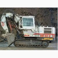 Продаем гусеничный экскаватор OK-TEREX RH 40-E, 6, 0-7, 0 м3, 2005 г.в
