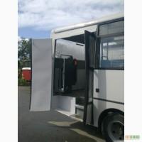 Готовим автобусы на конкурс! Автобусы для инвалидов!