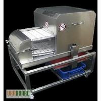 Косточковыбивная машина для плодов чернослива, персика, абрикоса 288 кг/час