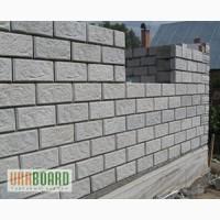 Кладка стен из керамзитобетонных блоков г.Кривой Рог