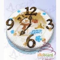 Торт на заказ Киев Новогодний