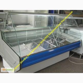 Витрина холодильная бу, 1.2м, 1.3м, 1.5м, 1.6м, 1.8м, 2м с камерой хранения, c боксами, бу