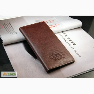Мужской длинный кошелек Woerfu WA012