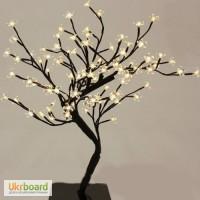 Декоративное освещение, светодиодное дерево
