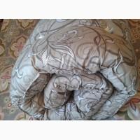 Матрас ватный 190х160 (чехол бязь) Козача мрія