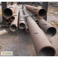 Труба диаметр 140х25 мм сталь 20 ГОСТ 8732-78 длина до 9 м