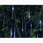 Гирлянда тающие сосульки, метеоритный дождь купить Киев