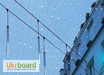 Фото 5. Гирлянда тающие сосульки, метеоритный дождь купить Киев