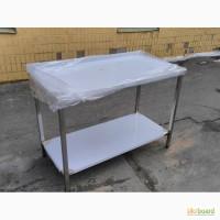 Стол производственный из нержавейки для кухни