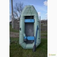 Резиновая лодка, двухместная, новая