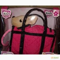 Собачка в сумочке Кики