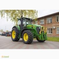 Колёсный трактор John Deere 7830