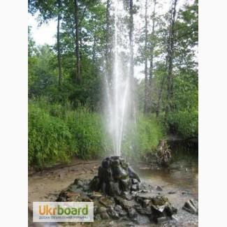 Заричевская живая, эко, минеральная вода из источника, тип Ессенту