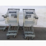 Тележки для супермаркетов, покупательские тележки, торговые телеги