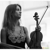 Приватні уроки гри на скрипці