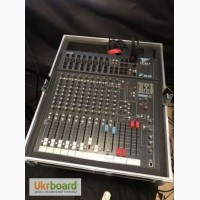 Мікшерний пульт Soundcraft FX-8 +кейс. ревер-Lexicon Made in ENGLAND. Ціна 280$